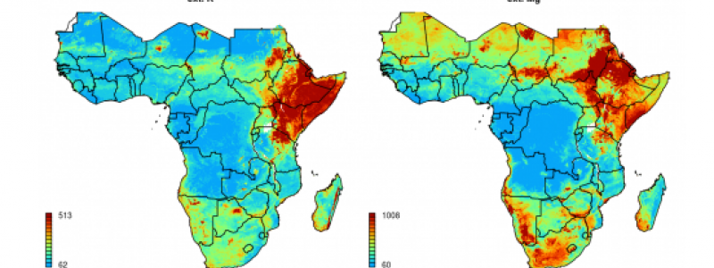 Soil Nutrient Maps Of Sub Saharan Africa At 250 M Resolution Isric