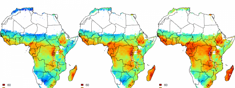 Soil property maps of Africa at 1 km resolution | ISRIC
