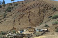 Land degradation affects various parts and functions of the landscape