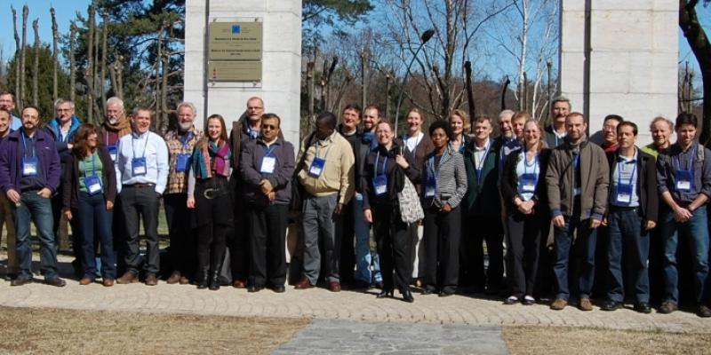 Participants of the SCOPE RAP BSC meeting (JRC, 18-22 March 2013)